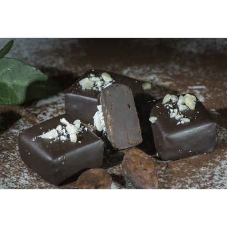 Elits mörka chokladtryffel